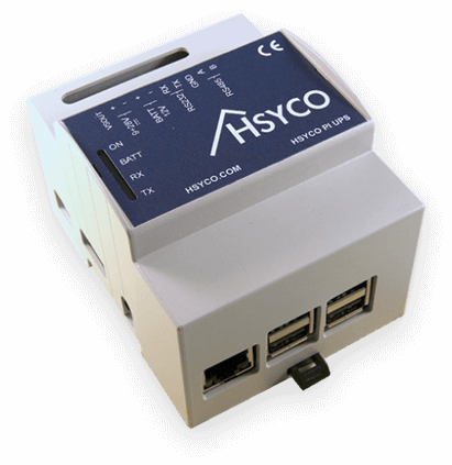HSYCO Pi Strato Server | Automation Control Solutions